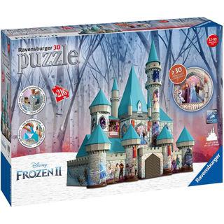 Immagine di Puzzle 3d Disney Frozen Castello Di Ghiaccio Ravensburger