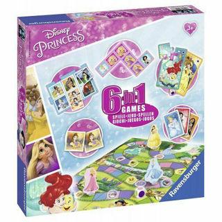 Immagine di Disney Princess 6 Giochi