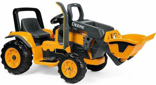 Immagine di Trattore John Deer Costruction Loader 12v (igor0088)