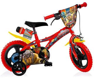 """Immagine di Bicicletta Ruota 12"""" Gormiti Con Rotelle"""