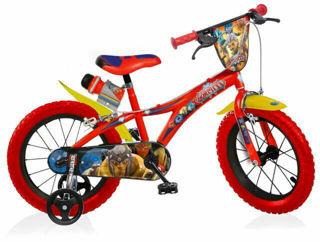 """Immagine di Bicicletta Per Bambino 16"""" 2 Freni Gormiti"""