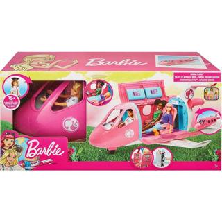 Immagine di Barbie Aereo Dei Sogni Con Pilota Mattel Gjb33