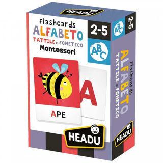 Immagine di Flashcards Alfabeto Tattile E Fonetico