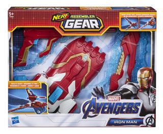 Immagine di Nerf Guanto Iron Man Assembler Gear