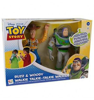 Immagine di Toy Story Walkie Talkie Buzz  E Woody Con Antenne Integrate
