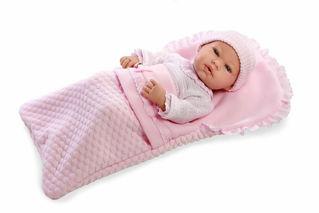 Immagine di Arias Real Baby Elegance Piangente Cm 42