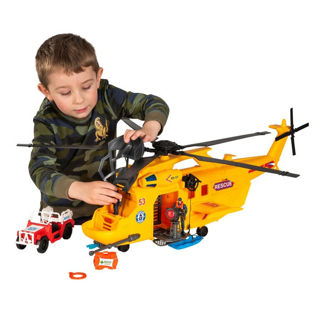 Immagine di Rescue Squad - Mega Fire Boat Playset (541056)
