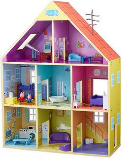 Immagine di Peppa Pig La Grande Casa In Legno