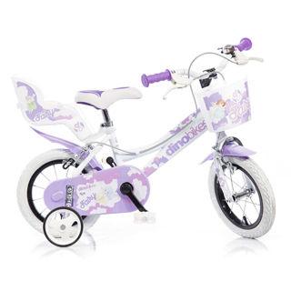 """Immagine di Bicicletta Per Bambina 12"""" 2 Freni 126 Rsn Fairy"""