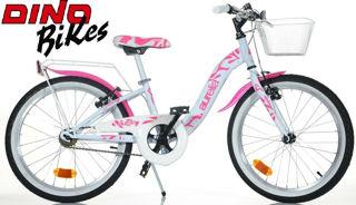 Immagine di Bicicletta Bambina Aurelia Smarty 20 Pollici Fucsia