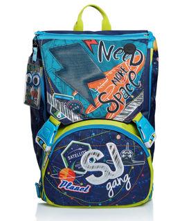 Immagine di Schoolpack Sj Seven Gang Ledtech Boy Collezione 2020/21