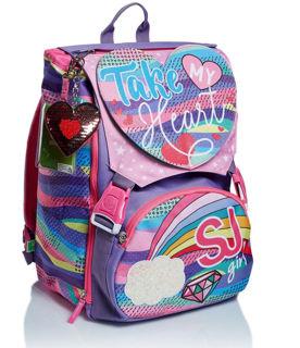 Immagine di School Pack Seven Sj Girl Pastel Rainbow 2020/21