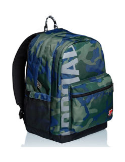 Immagine di Zaino Seven Boy The Double Pro xxl Camo Royal