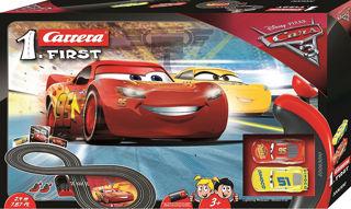 Immagine di Carrera Pista Cars 3 Radiocomandata 20063010