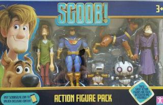 Immagine di Scoobydoo Movie 5 Personaggi Assortiti
