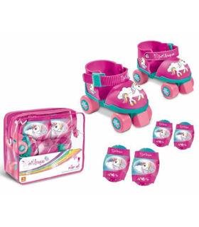 Immagine di Pattini Baby Unicorni In Borsa