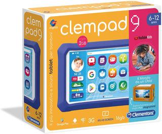 """Immagine di Clempad 9 8"""", Tablet Per Bambini [versione 2019], Multicolore, 16617"""