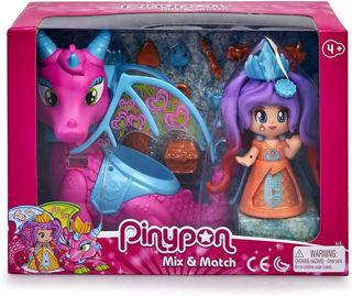 Immagine di Mini Bambole Regina Dei Draghi Pinypon