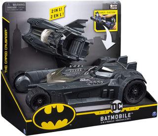 Immagine di Batman Batmobile E Batboat 2-in-1 Transforming Vehicle