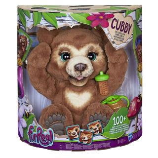 Immagine di Furreal Cubby Il Mio Orsetto Curioso Peluche Interattivo Hasbro