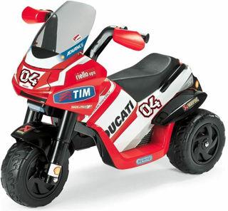 Immagine di Moto Elettrica Ducati Desmosedici Evo