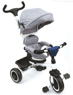 Immagine di Gio Baby - Triciclo Reversibile Trike Star