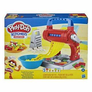 Immagine di Play-doh kitchen Creations Set Per La Pasta Con 5 Vasetti Di Pasta Da Modellare