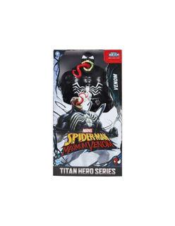 Immagine di Spider-man - Personaggio Venom Titan Hero Deluxe 30 Cm
