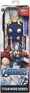 Immagine di Avengers - Thor (action Figure 30 Cm Titan Hero Series Blast Gear)