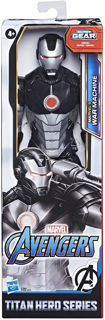 Immagine di Avengers - Marvel's War Machine (action Figure 30 Cm Con Blaster Titan Hero Series Blast Gear)