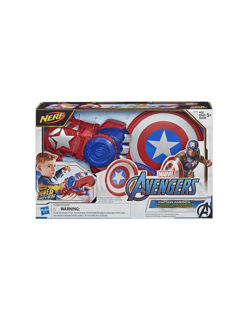 Immagine di Avengers Power Moves Role Play Captain America Shield Sling