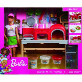 Immagine di Barbie Pizzeria Con Bambola