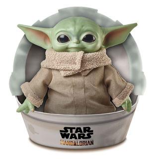 Immagine di Star Wars Personaggio Baby Yoda Morbido