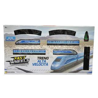 Immagine di Treno Alta Velocita' T666
