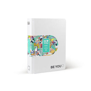Immagine di Be-you Diario Agenda Original Standard 13,5x18,2x3,3 Cm 2020-2021
