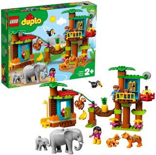 Immagine di L'isola Tropicale Lego Duplo - Lego Duplo Town (10906)
