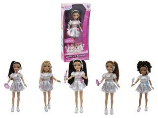 Immagine di Miracle Tunes Fashion Dolls Trasformazione Finale