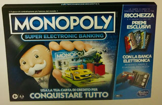 Immagine di Monopoly Super Electronic Banking