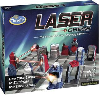 Immagine di Thinkfun Laser Chess Gioco Di Riflessione E Logica, Multicolore, 76350
