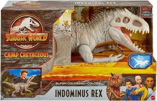 Immagine di Jurassic World Indominus Rex Super Colossale 95 Cm