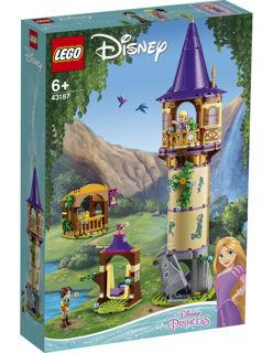 Immagine di La Torre Di Rapunzel - Lego Disney Princess (43187)