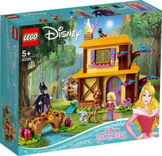 Immagine di La Casetta Nel Bosco Di Aurora - Lego Disney Princess (43188)