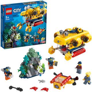 Immagine di Lego City Sottomarino Da Esplorazione Oceanica