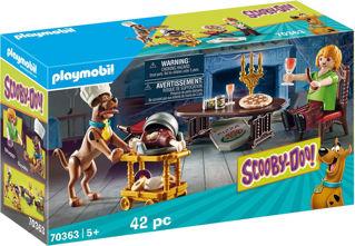 Immagine di Scooby-doo! A Cena Con Shaggy