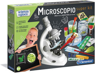 Immagine di Microscopio Super kit (13967)