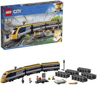 Immagine di Lego City - Treno Passeggeri, 60197
