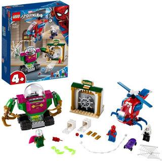Immagine di Lego Super Heroes La Minaccia Di Mysterio 76149