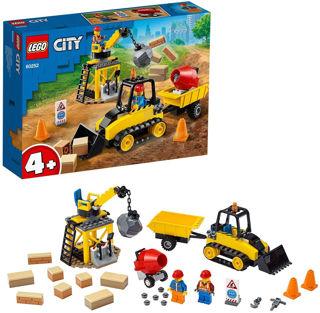 Immagine di Lego City Buldozer Da Cantiere 60252