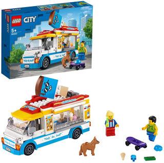 Immagine di Lego City Furgone Dei Gelati 60253