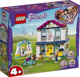 Immagine di Lego Friends La Casa Di Stephanie 41398